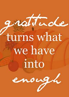 New ThanksLiving Celebration