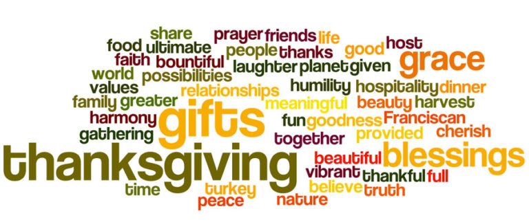 ThanksGiving Becomes ThanksLiving: Doing for Others